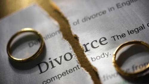 Des nouveautés pour les divorces